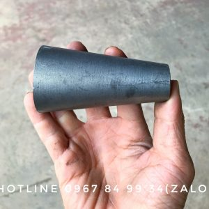 Côn Thép D17 Chống Thấm Đen Lục Giác Trong dài 80mm